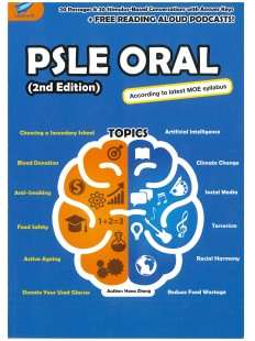 PSLE ORAL BOOK, 2ND EDITION