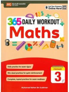 365 Daily Workout Maths P3
