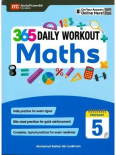 365 Daily Workout Maths P5