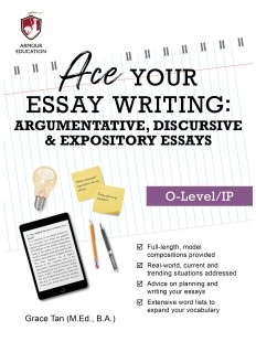 Ace Your Essay Writing: Argumentative, Discursive & Expository Essays