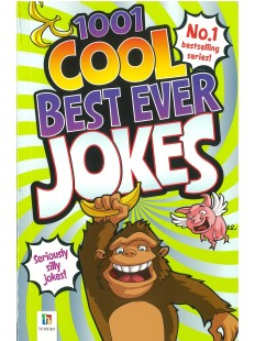 1001 Cool Best Ever Jokes-Fun Learning