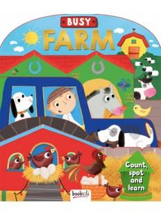 3D Boards: Busy Farm