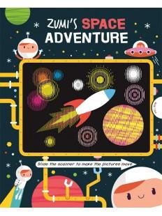 Activity Book Zumi's Space Adventure