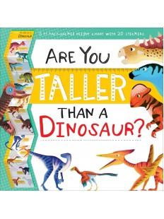 Are You Taller Than A Dinosaur ?