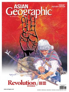 Asian Geographic Revolution Myanmar
