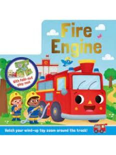 Busy Board : Fire Engine