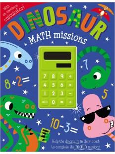 Calculator Book  Dinosaur Maths Missions