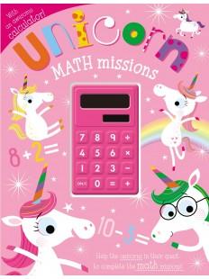 Calculator Book : Unicorn Maths Missions