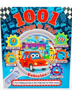 Can You Find 1001 Things To Find Vehicles