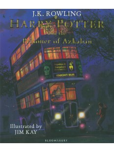 Harry Potter and the Prisoner of Azkaban: Illustrated Edition Hardcover