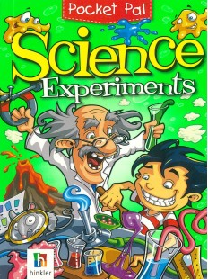 Pocket Pal Science Experiments