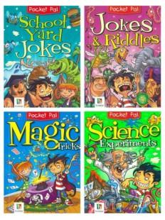 Pocket Pal Bundle (4 Books)