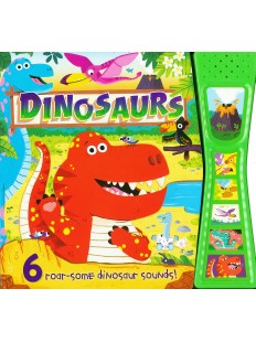 Dinosaurs (igloobooks)- Sound Book