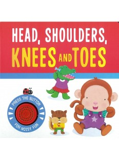 Head, Shoulders, Knees and Toes Sounds Book
