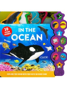 In The Ocean (Igloo Books) Sound Book