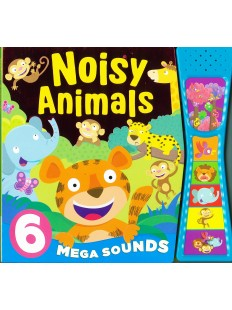 Noisy Animals (igloo books)- Sound Book
