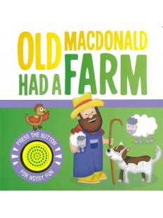 Old Macdonald Had a Farm- Sound Book