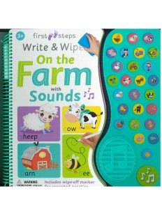 Write and Wipe on the Farm with Sounds