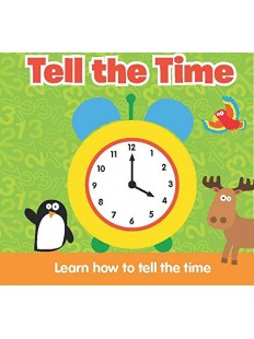 Book And Jigsaw : Tell The Time