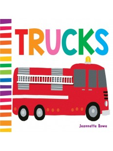 Baby Board Books: Trucks