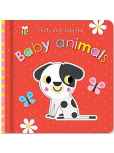 Baby Animals T & F Cased BB With Patch