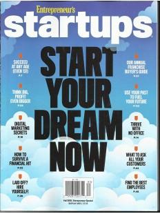 The Entrepreneurs magazine
