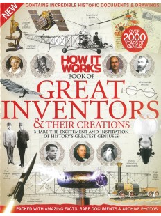 Book of GREAT INVENTORS & Their Creations