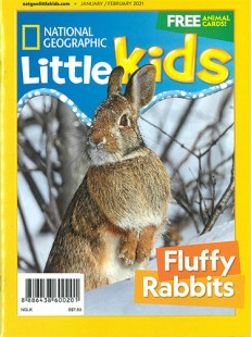 National Geographic Little Kids magazine subscription