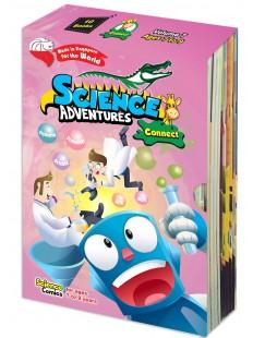 SCIENCE ADVENTURE CONNECT 2019 Vol 7 BOX SET