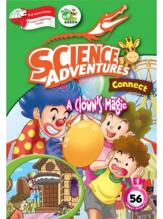 SCIENCE ADVENTURE CONNECT 2021 Vol 9  SUBSCRPITON