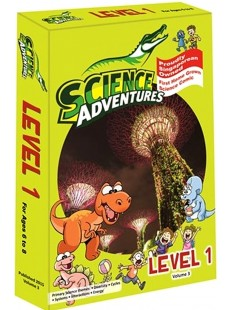 Science Adventure 2015 Vol 3 BOX SET