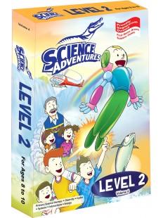 Science Adventure 2016 Vol 4 BOX SET