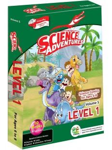 Science Adventure 2017 Vol 5 BOX SET