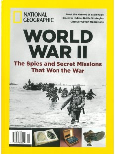 World War II: The Spies and Secret Missions that Won the War