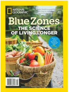 Blue Zones the science of living longer