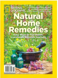 NATURAL HOME REMEDIES  EASY WAYS TO FEEL BETTER,LIVE LONGER AND ENRICH YOUR LIFE