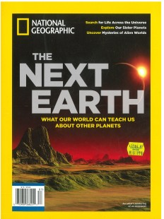 The Next Earth what our world can teach us about other planets