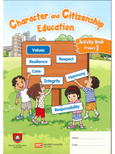 Character and Citizenship Education (EL) Activity Book P1