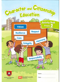 Character and Citizenship Education (EL) Activity Book P2