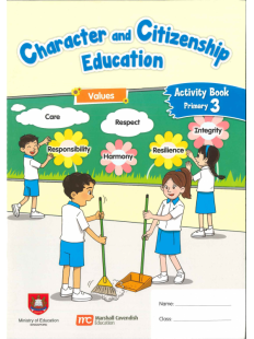 Character and Citizenship Education (EL) Activity Book P3