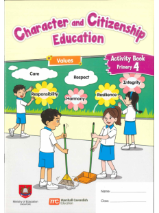 Character and Citizenship Education (EL) Activity Book P4