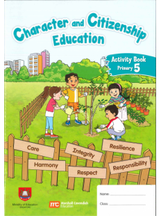 Character and Citizenship Education (EL) Activity Book P5