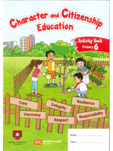 Character and Citizenship Education (EL) Activity Book P6