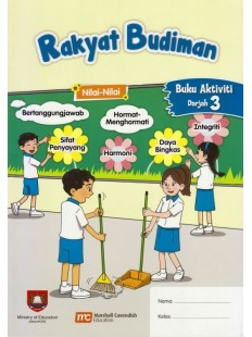 Character and Citizenship Education (ML) Activity Book P3