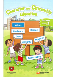 Character and Citizenship Education (EL) Textbook P2