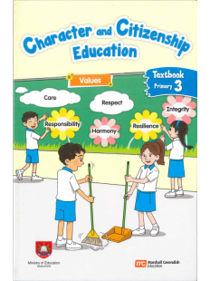Character and Citizenship Education (EL) Textbook P3