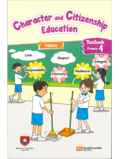 Character and Citizenship Education (EL) Textbook P4