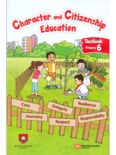 Character and Citizenship Education (EL) Textbook P6