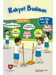 Character and Citizenship Education (ML) Textbook P3