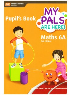 My Pals are Here ! Maths Pupil's Book 6A (3E)
